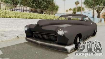 Beta VC Hermes for GTA San Andreas