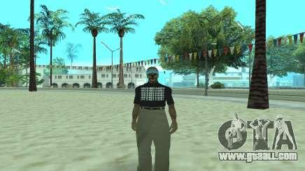 San Fierro Rifa Member for GTA San Andreas