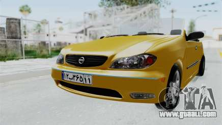 Nissan Maxima Spyder for GTA San Andreas