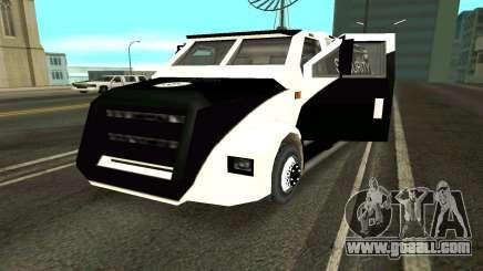 Van collectors for GTA San Andreas