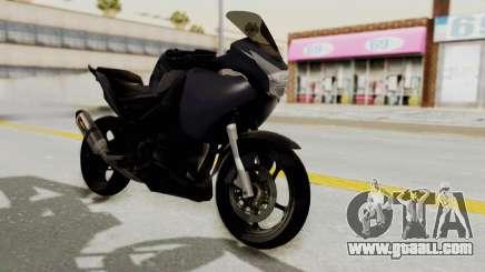 Honda CBR150i for GTA San Andreas
