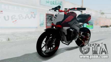 Pulsar 200NS Stunt for GTA San Andreas
