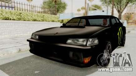 Monster Sultan for GTA San Andreas