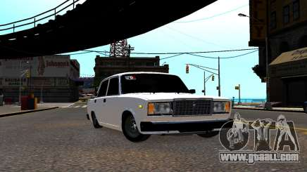 VAZ 2107 BPAN for GTA 4