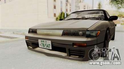 Nissan Sileighty RPS13kai for GTA San Andreas