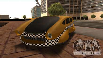 Flying Taxi for GTA San Andreas