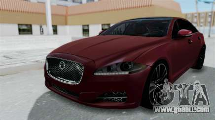 Jaguar XJ 2010 for GTA San Andreas