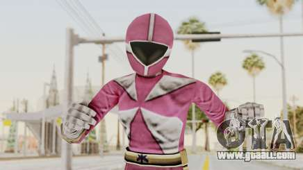 Power Rangers Lightspeed Rescue - Pink for GTA San Andreas