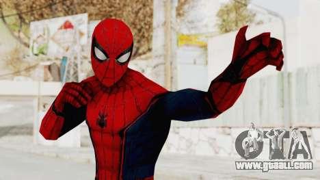 Marvel Future Fight - Spider-Man (Civil War) for GTA San Andreas