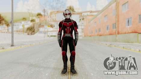Captain America Civil War - Ant-Man for GTA San Andreas second screenshot