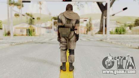 MGSV The Phantom Pain Venom Snake Scarf v3 for GTA San Andreas third screenshot