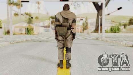 MGSV The Phantom Pain Venom Snake Scarf v3 for GTA San Andreas third screenshot