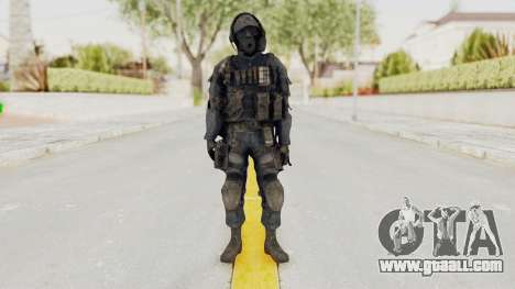 CoD MW3 SAS for GTA San Andreas