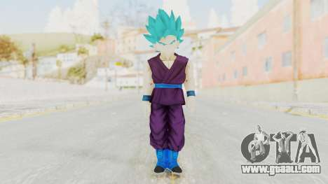Dragon Ball Xenoverse Gohan Teen DBS SSGSS v1 for GTA San Andreas second screenshot