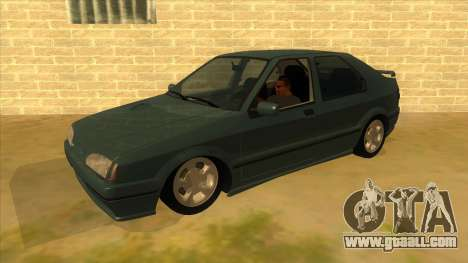 Renault 19 Coupe for GTA San Andreas