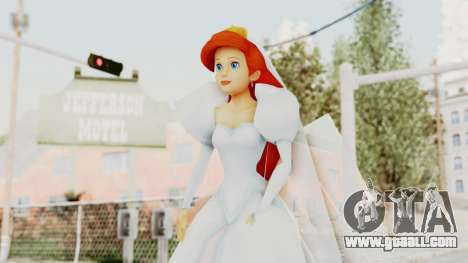 Ariel New Outfit v2 for GTA San Andreas third screenshot