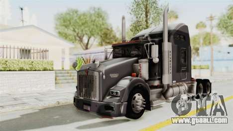 Kenworth T800 Centenario for GTA San Andreas