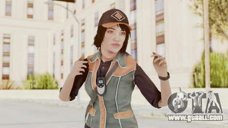 Assassins Creed 4 - Rebecca Crane for GTA San Andreas