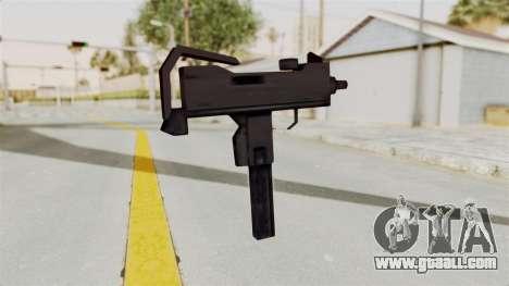 VC MAC-10 for GTA San Andreas second screenshot