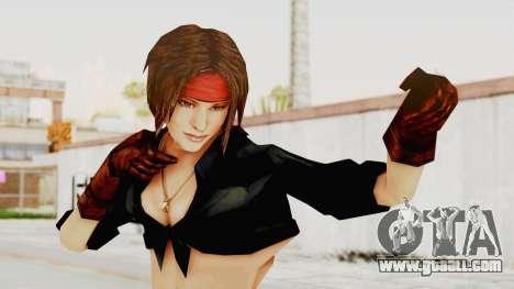 Beatrice for GTA San Andreas