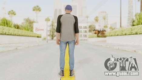 GTA 5 Skin Modified Eagle for GTA San Andreas third screenshot