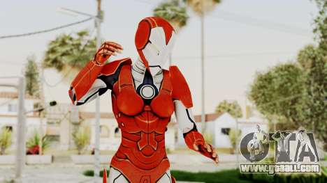 Marvel Heroes - Rescue for GTA San Andreas