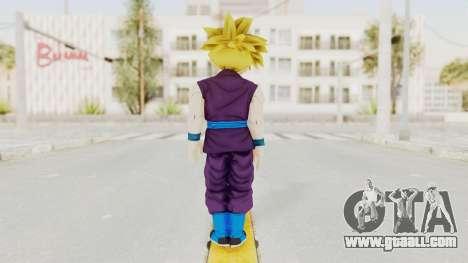 Dragon Ball Xenoverse Gohan Teen DBS SSJ1 v1 for GTA San Andreas third screenshot