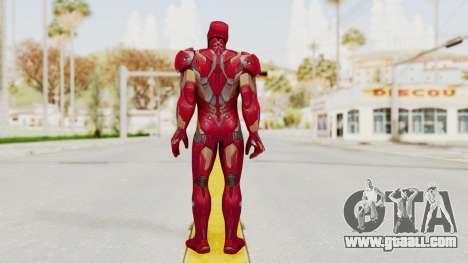 Marvel Future Fight - Iron Man (Civil War) for GTA San Andreas third screenshot
