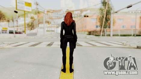 Captain America Civil War - Black Widow for GTA San Andreas third screenshot