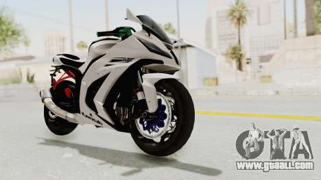 Kawasaki Ninja ZX-10R Modification for GTA San Andreas