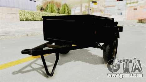 GAZ-704 Trailer for GTA San Andreas