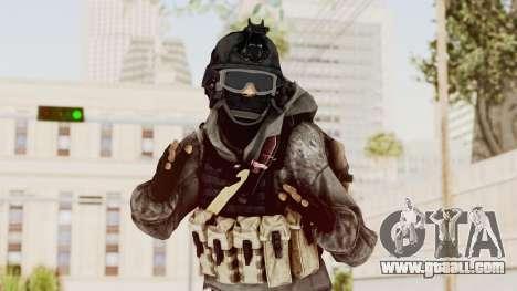 Battlefiled 3 Russian Medic for GTA San Andreas