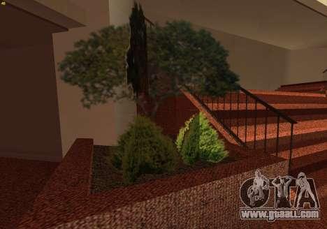 New Interior Radiocenter for GTA San Andreas sixth screenshot