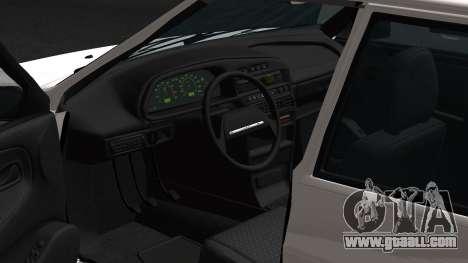 VAZ 2114 BPAN for GTA San Andreas left view