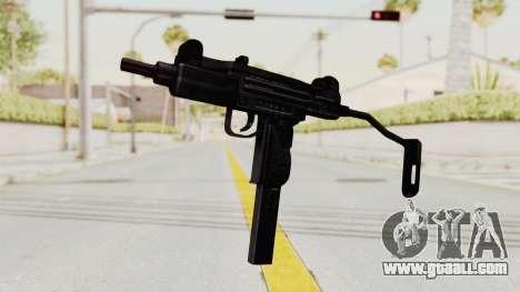 IMI Mini Uzi v2 for GTA San Andreas