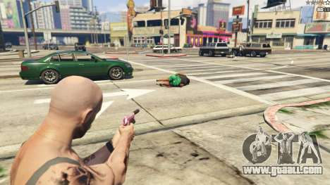 GTA 5 Force Eject sixth screenshot