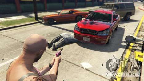 Force Eject for GTA 5