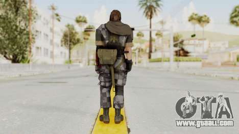 MGSV The Phantom Pain Venom Snake Sc No Patch v7 for GTA San Andreas third screenshot
