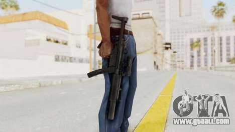MP5SD for GTA San Andreas