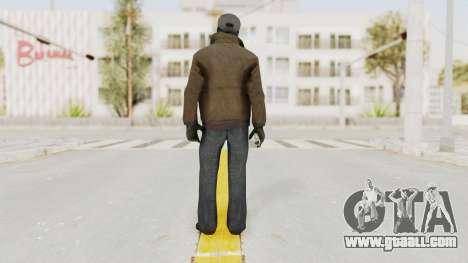 COD MW3 Prague Civil 4 for GTA San Andreas third screenshot