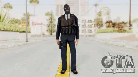Bourne Conspirancy Euro Mercenary for GTA San Andreas second screenshot