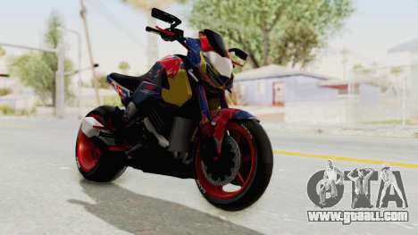 Honda MSX 125 Modified for GTA San Andreas right view