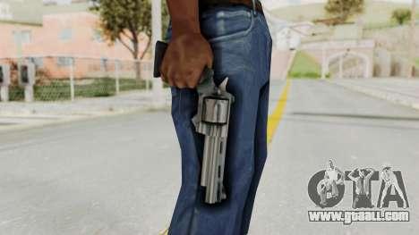 VC Python Pistol for GTA San Andreas third screenshot