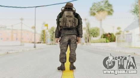 COD BO President Nixon Vietnam v1 for GTA San Andreas third screenshot