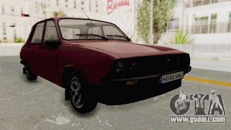 Dacia 1310 TX Realistica for GTA San Andreas