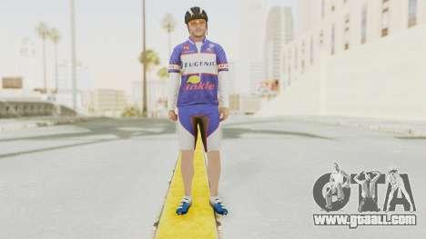 GTA 5 Cyclist 2 for GTA San Andreas second screenshot
