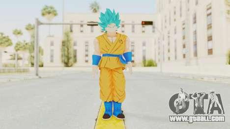 Dragon Ball Xenoverse Goku SJ for GTA San Andreas second screenshot