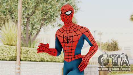 Marvel Heroes - Spider-Man for GTA San Andreas