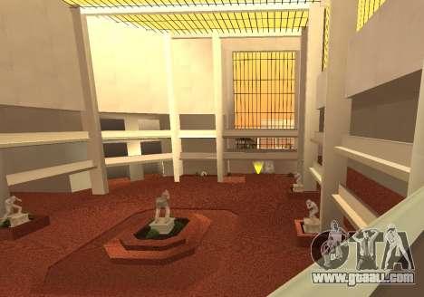 New Interior Radiocenter for GTA San Andreas