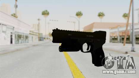 Killzone - M4 Semi-Automatic Pistol No Attach for GTA San Andreas